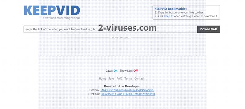 Keepvid vrus como remover malwarerid capturas de tela keepvid vrus stopboris Image collections