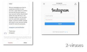Vírus de Instagram