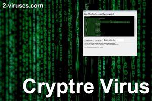 Cryptre vírus
