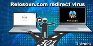 Relosoun.com redireccionar