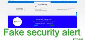 Alerta de Vírus Pornográfico Da Microsoft